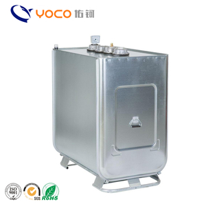 Lower price custom made stainless steel storage water tank vacuum tank
