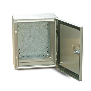 Customized sheet metal work ip66 enclosure