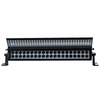 China Manufactory metal work led light bar enclosure