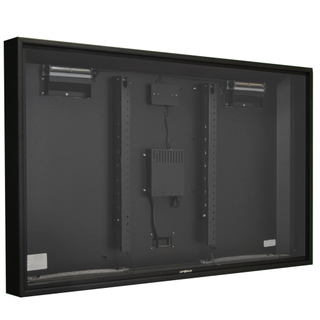 Custom sheet metal parts ip65 lcd enclosure