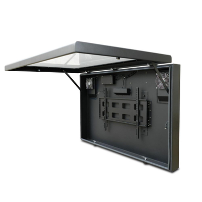 OEM Factory laser cutting outdoor lcd tv enclosure