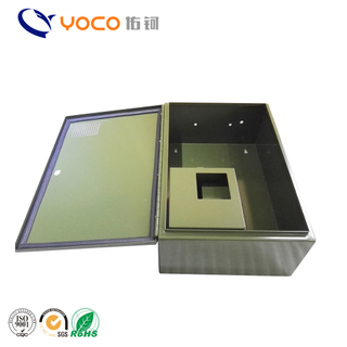 China factory custom made outdoor sensor enclosure