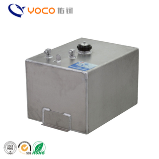 Customized stainless steel hot sale fuel tank