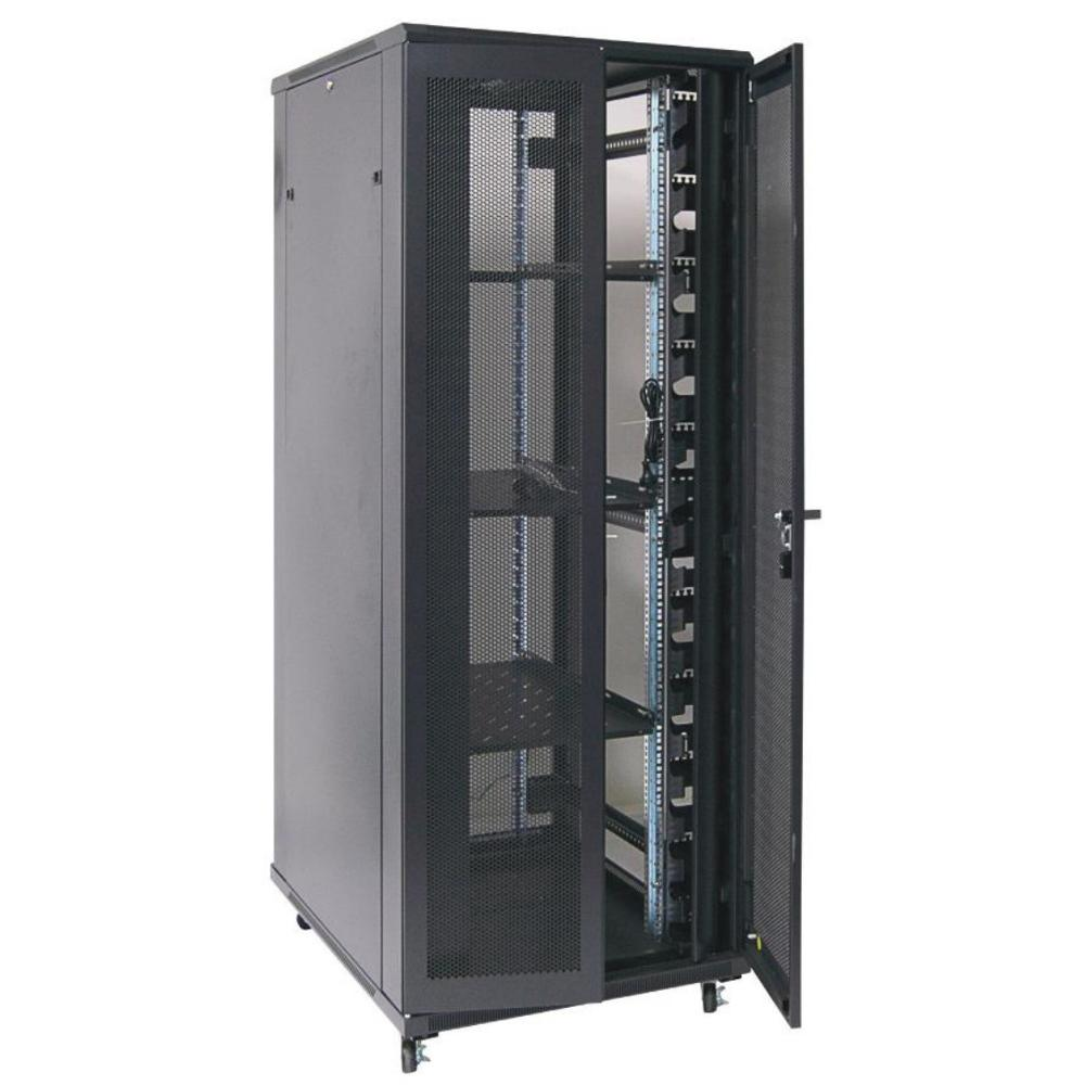Customized sheet metal work server enclosure