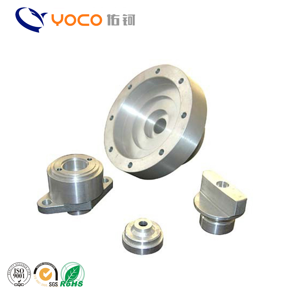 China high precision aluminum alloy spare small custom service cheap price car parts cnc machining