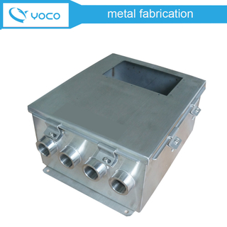 China Factory OEM waterproof sheet metal electronic enclosure