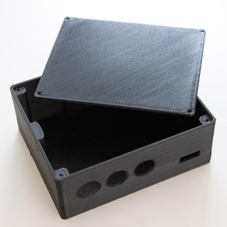 Chinese supplier laser cutting case enclosure