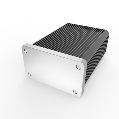China manufacturer aluminum amplifier enclosure