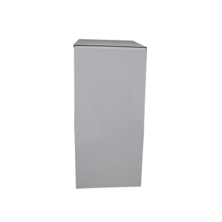 Post Parcel Free Standing Mailbox Letter Stainless Steel Mail Post Box