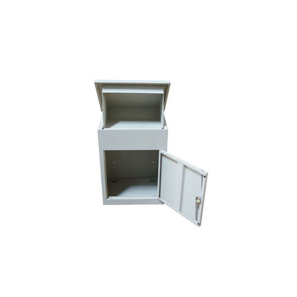 green stainless parcel outside door classical postal mailing boxes