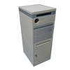 secure style door standard lock for aluminum simple wall mount metal mailbox