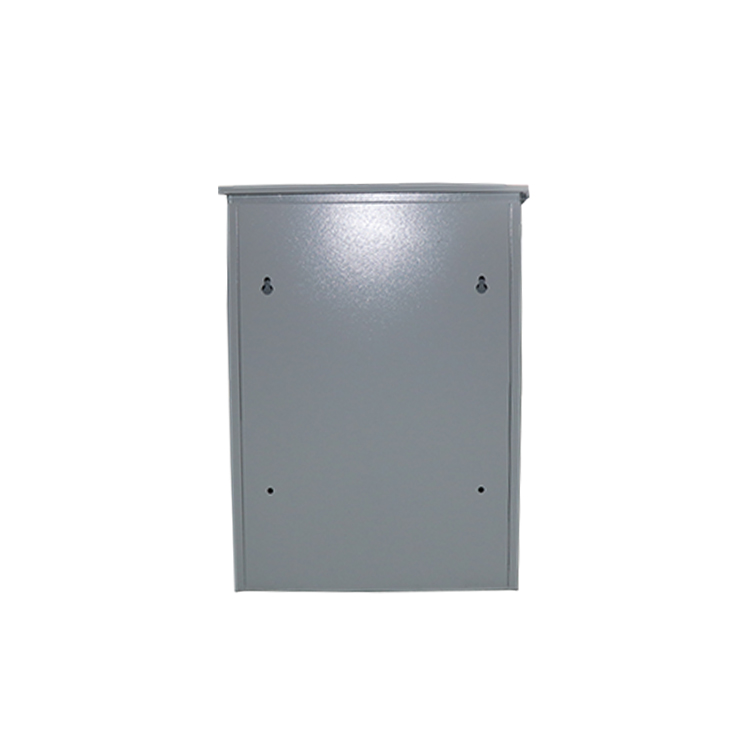 Powder Coated Latch on The Door Outdoor Parcel Receiving Waterproof Mailbox