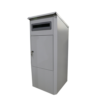 Outdoor Waterproof Drop Stainless European Style Mailbox