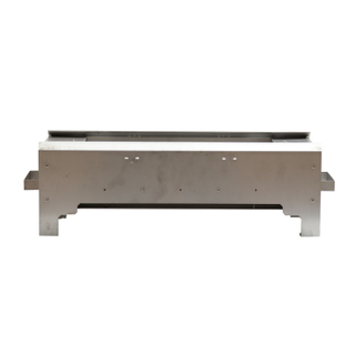 Custom OEM fabrication furniture shelf stamping sheet metal parts